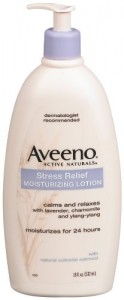 AveenoStressReliefLotion