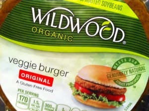 WildWoodVeggieBurger